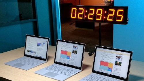 Microsoft is fighting about browser battery life with Google again