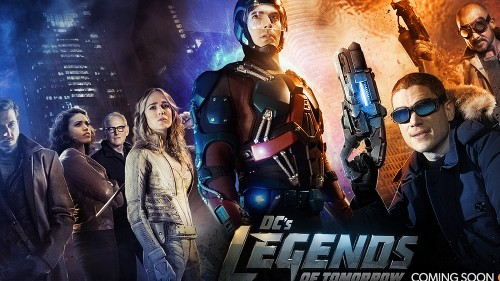 Watch DC Comics build its own TV superhero squad in the first Legends of Tomorrow trailer