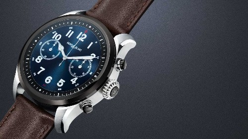 Montblanc's Summit 2 is the first smartwatch with Qualcomm's next-gen wearable chip
