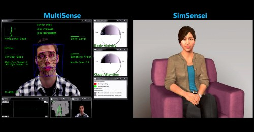 Kinect-powered SimSensi can diagnose depression by tracking body movements and facial expressions