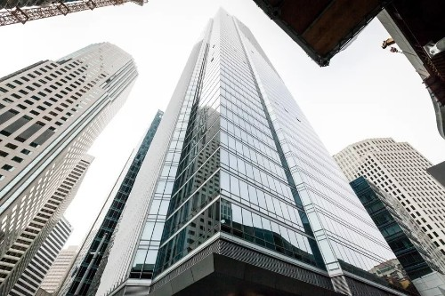 Here is what's for sale in the (sinking) Millennium Tower