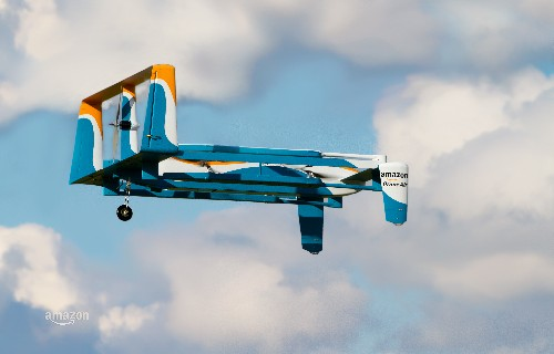 Amazon executive: our drones 'will be more like horses than cars'