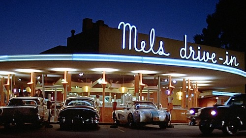 American Graffiti, George Lucas's last film before Star Wars, is the perfect end of summer movie
