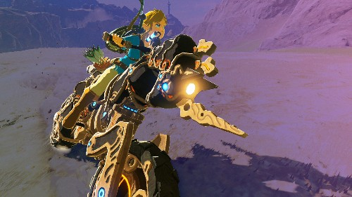 Breath of the Wild is one of the best games of this decade, and perhaps the most impactful of the next decade