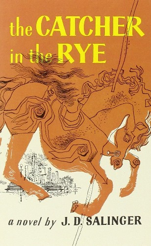 J.D. Salinger's Catcher in the Rye will be published as an ebook for the first time