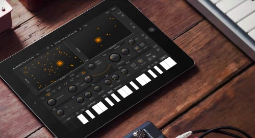 The AudioKit Synth One is a pro-level iPad synth that's completely free