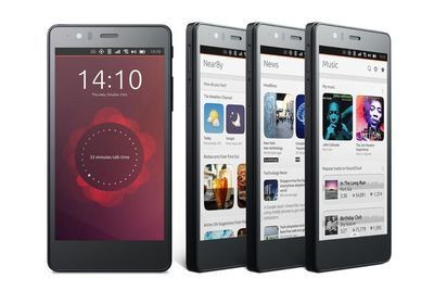 Ubuntu phone goes global, but you'll get slow speeds in the US