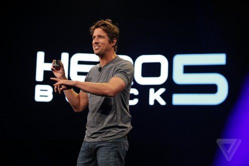 GoPro announces the Hero 5 Black and Hero 5 Session