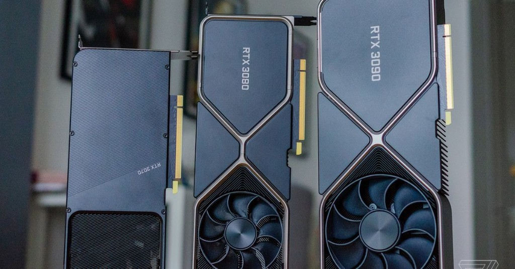 Nvidia's RTX 3070 preorders were pure hell, so I live blogged