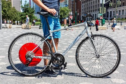 Copenhagen Wheel review: a bike that makes you feel like a superhero