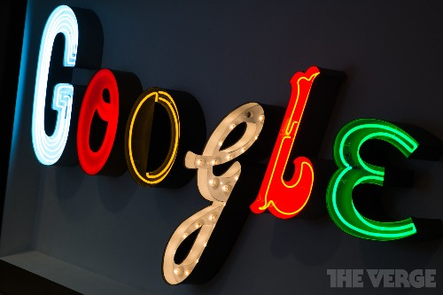 Google reportedly developing displays that can combine to create one huge TV