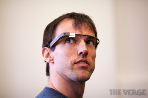 Google on Glass privacy: 'If I'm recording you, I have to stare at you'