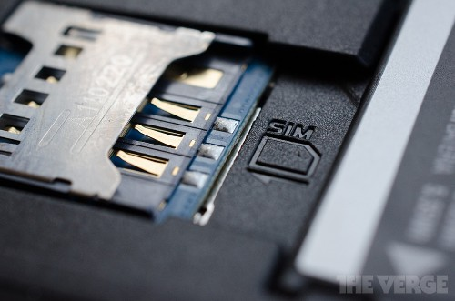 Apple and Samsung may help make the SIM card disappear