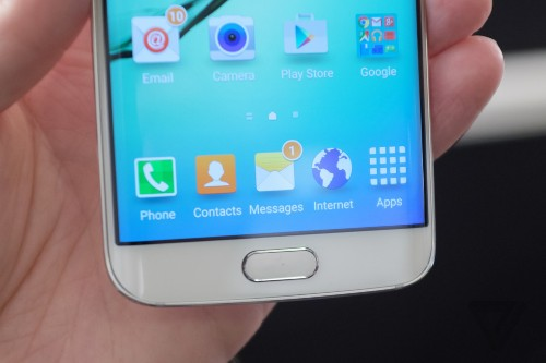 Up close with Samsung's Galaxy S6 and S6 Edge