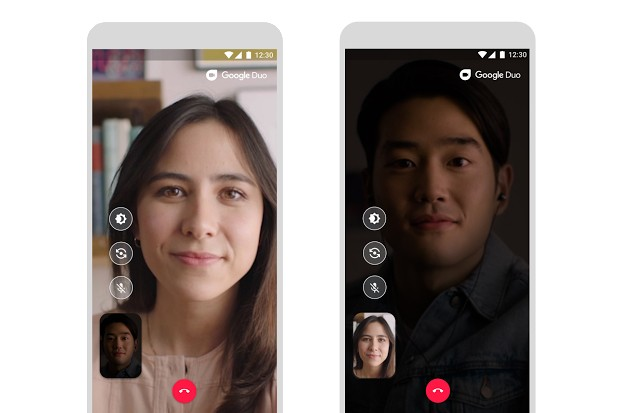 Google Duo's new low-light mode will make nighttime chats easier