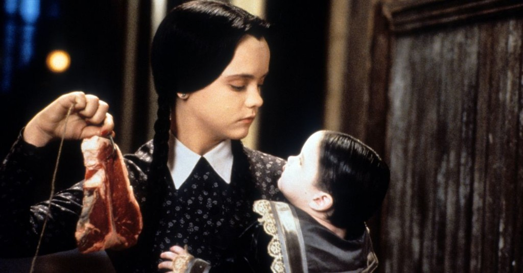 'Addams Family Values' Is the Perfect Thanksgiving Movie