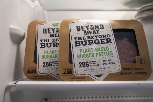 Beyond Meat CEO Ethan Brown on how meatless burgers can still improve