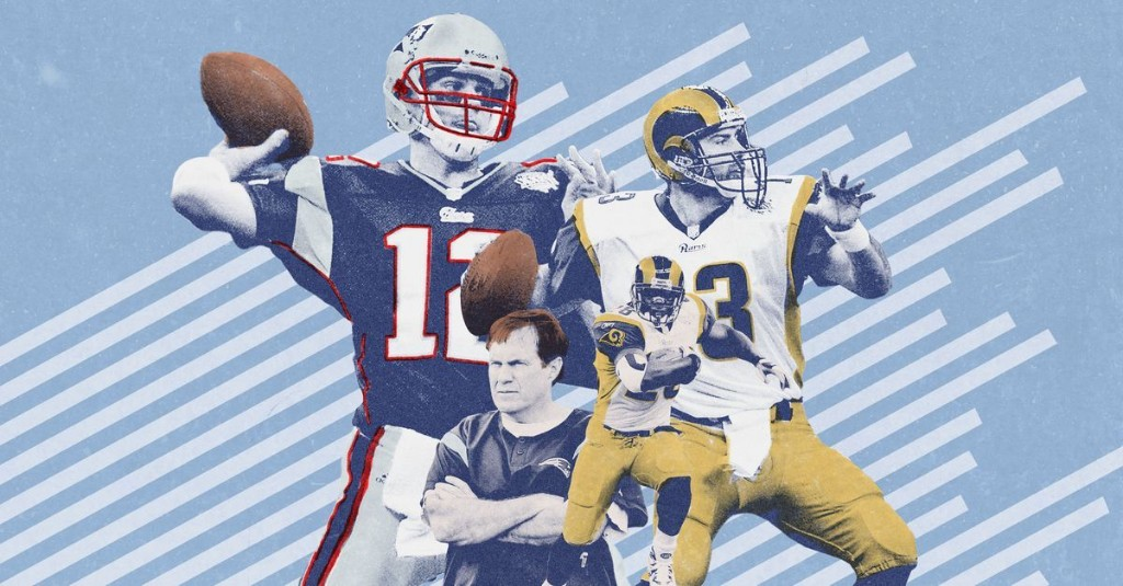 Ten Observations From the Last Rams-Patriots Super Bowl