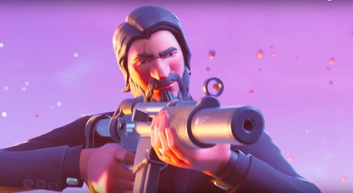 Fortnite players are pretending to protect the president, and it's amazing