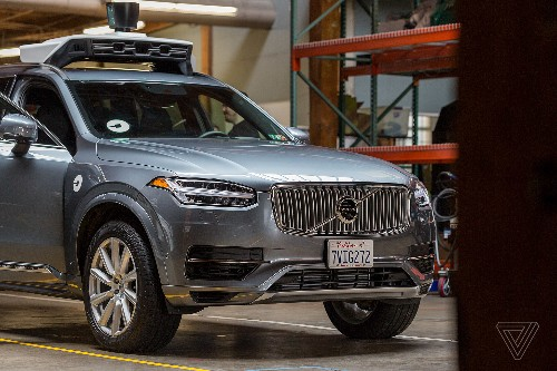 Uber reportedly thinks its self-driving car killed someone because it 'decided' not to swerve