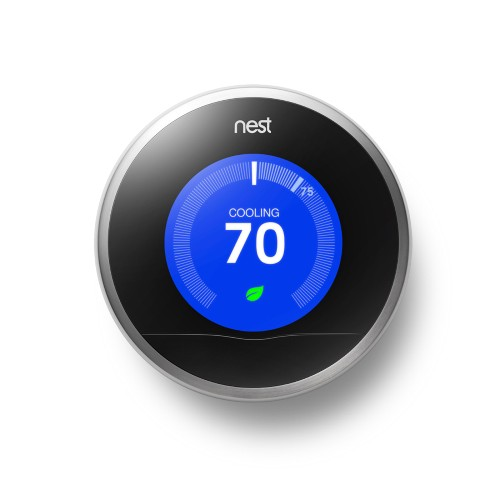 Nest thermostats can alert homeowners of potential heating or cooling problems