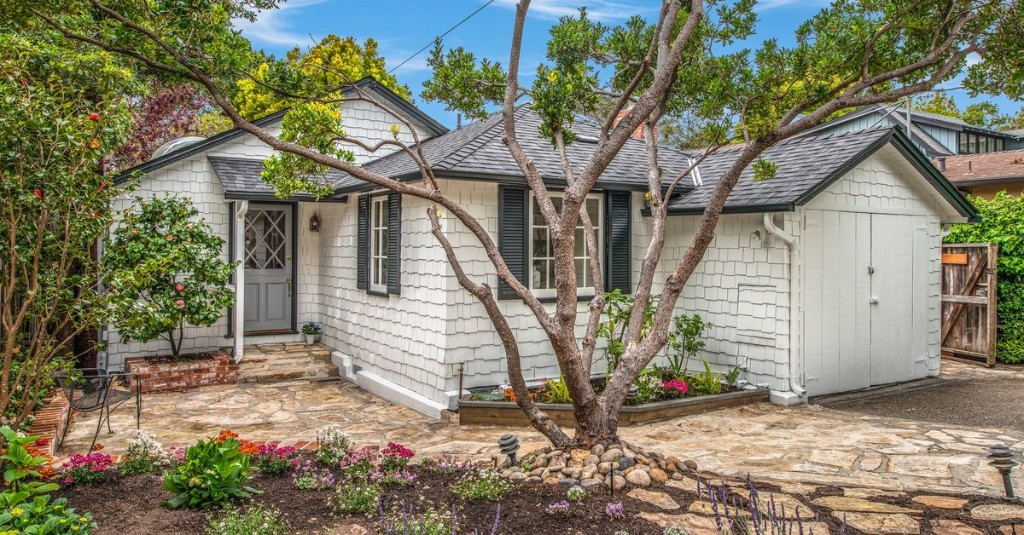 Carmel-by-the-Sea cottage used in Clint Eastwood thriller asks $1.89M