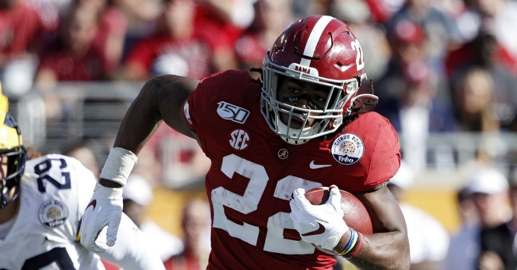 Gump Day: Actual sports! Tide Football begins mandatory workouts!