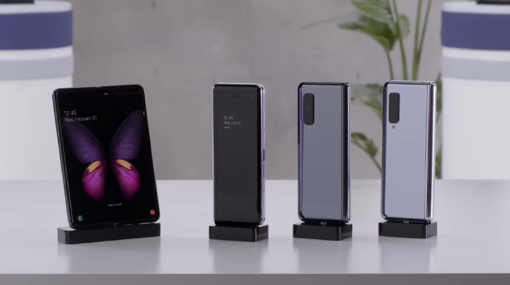 Samsung expects Galaxy Fold supply to be limited, hints at luxury launch