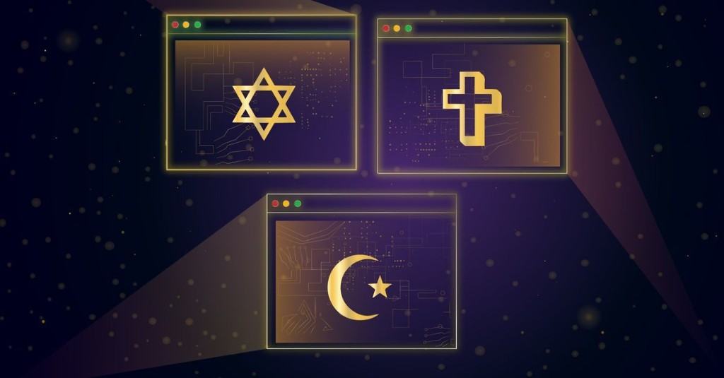 Religious leaders are becoming content creators to keep their followers engaged