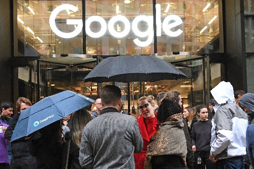 Google employee who helped lead protests leaves company