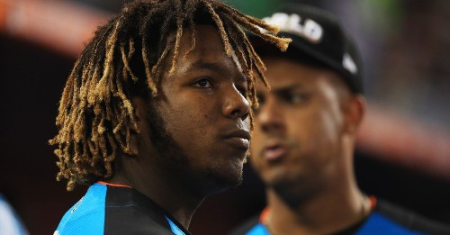 Who do we want? Vlad Guerrero Jr. When do we want him? Right freakin' now.