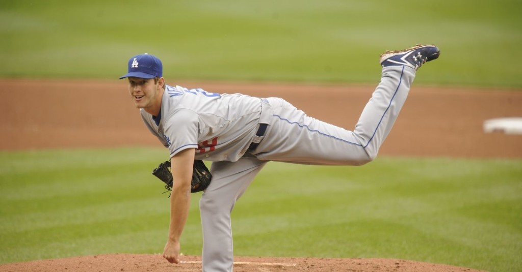 Clayton Kershaw day by day: Battling through wildness against the Nationals