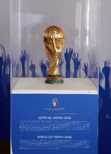 The World Cup trophy is the lamest prize in major sports
