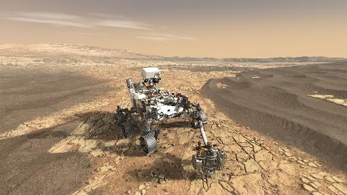 NASA asks students to help name the next Mars rover