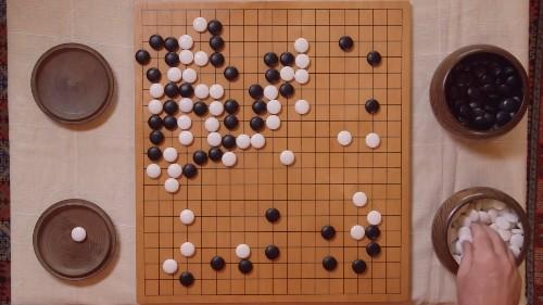 Google's DeepMind defeats legendary Go player Lee Se-dol