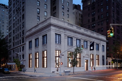 Apple to receive award for preserving historic New York City buildings