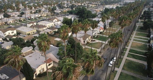 Housing costs eat up more income in LA than any other major U.S. city