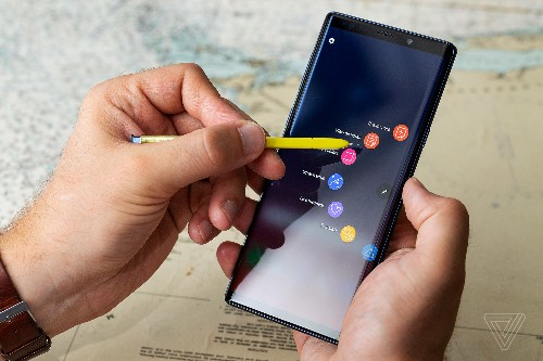 Samsung's Galaxy Note 9 comes with a free Galaxy Tab A tablet