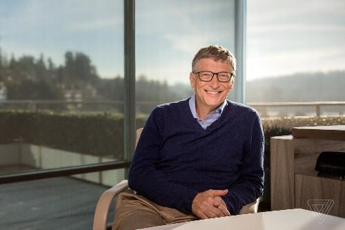 Bill Gates bought a Porsche, and then Elon Musk talked trash about him