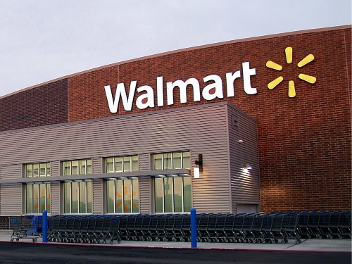Walmart offers free one-day delivery in attempt to catch up with Amazon