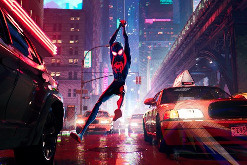 Spider-Man: Into the Spider-Verse is dazzling, hilarious, and unique