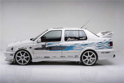 Please buy this Fast & Furious Jetta from Frankie Muniz