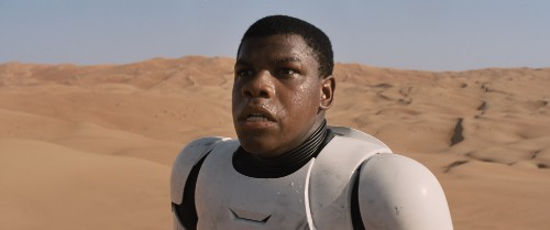 Here's 'Star Wars' actor John Boyega's classy response to racist critics