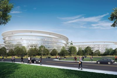 Apple might have another new campus, and it's in Google's backyard