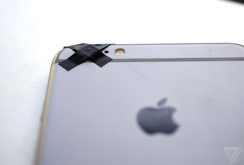 Apple's taping over developer iPhone cameras in secret watch labs
