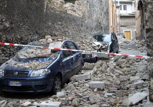 French scientists are working on an acoustic earthquake shield