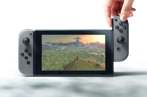 The Nintendo Switch is missing a golden tablet opportunity