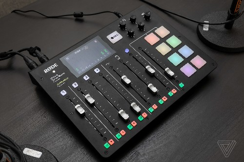 Rodecaster Pro review: a podcast studio you can carry on your back