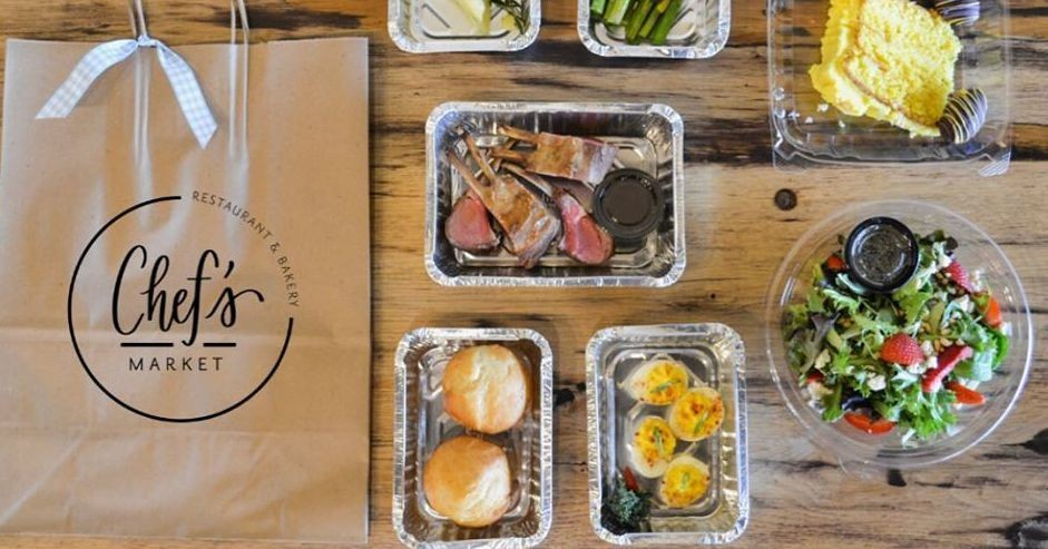 Where to Order Easter Meals for Takeout and Delivery Around Nashville