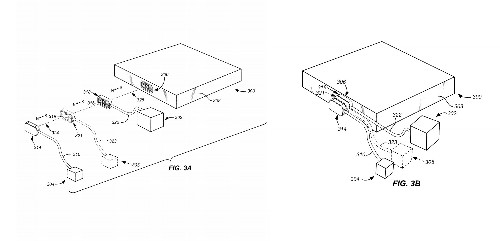 Apple patents magnetic connector for stacking up peripherals